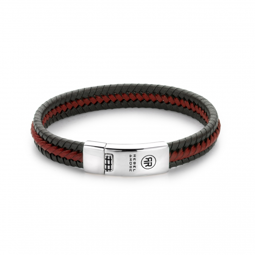 Twisted Black-Red