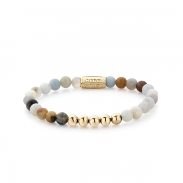 Ocean Adventure - 6mm - yellow gold plated